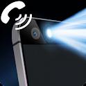 闪灯警报呼叫和短信 icon