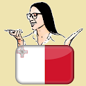 Learn Maltese by voice icon