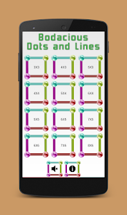 Bodacious Dots And Lines- screenshot thumbnail