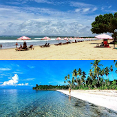 beautiful beaches in Indonesia