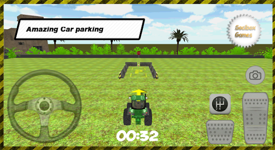 3D-Tractor-Car-Parking