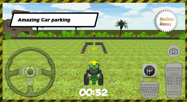 3D-Tractor-Car-Parking 16
