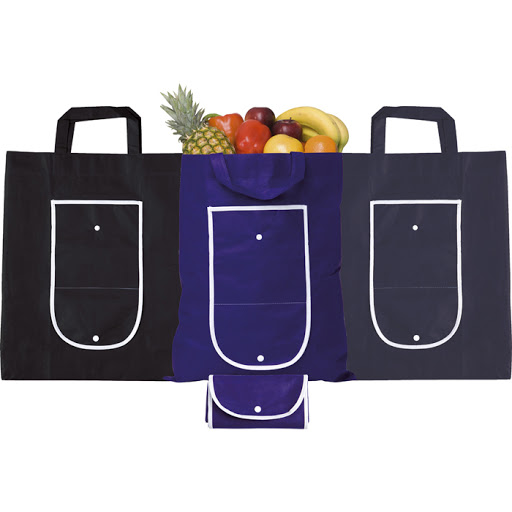 Personalised Folding Tote Bags