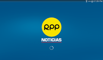 Screenshot of RPP Noticias