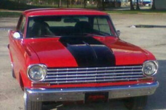 1963 NOVA SS   RED HOT Hire FL 33161