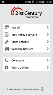 21st Policy Self-Service App- screenshot thumbnail
