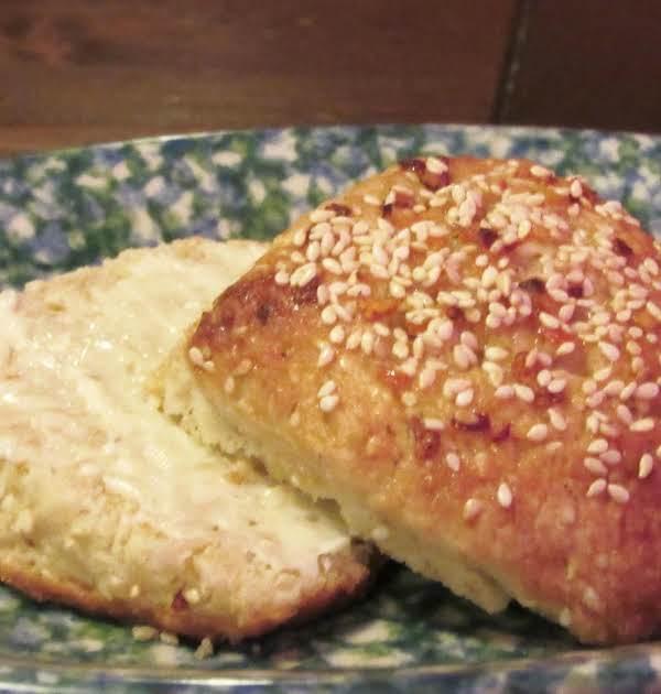 Sesame Orange Scones Recipe