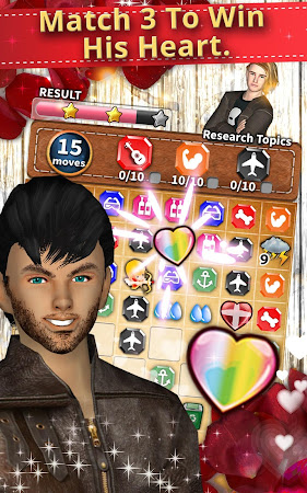 Me Girl Love Story - Date Game 2.8.5 screenshot 503239