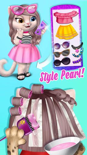 Amy's Animal Hair Salon - Cat Fashion & Hairstyles 4.0.50003 screenshots 7