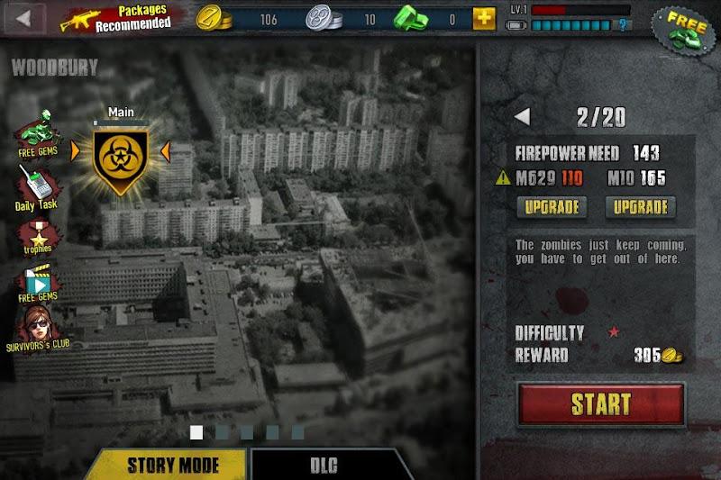 Zombie Frontier 3: Sniper FPS Screenshot 5