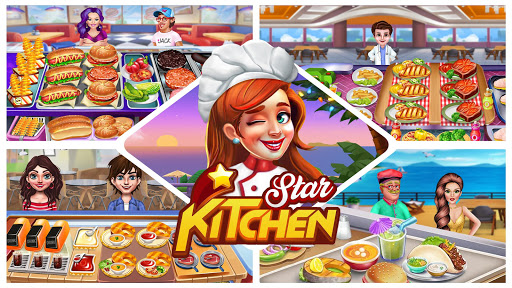 Kitchen Star Craze - Chef Restaurant Cooking Games 2.0 screenshots 2