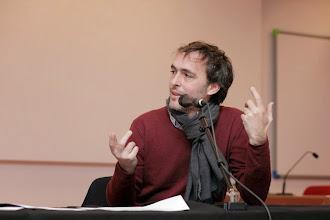 Photo: Rencontre avec Xavier de La Porte