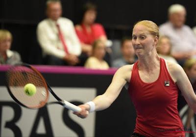 WTA Rabat: Pas de finale pour Alison Van Uytvanck