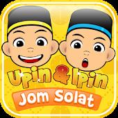 Upin & Ipin Jom Solat