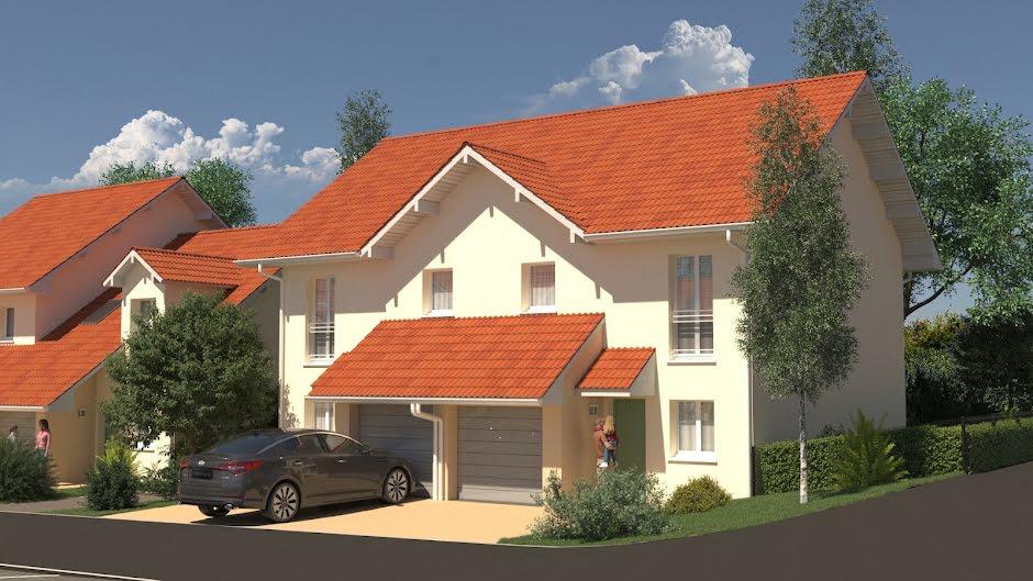 Vente maison 4 pièces 80 m² à Albens (73410), 324 900 €