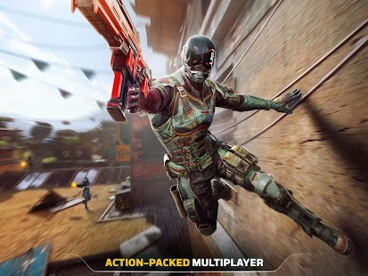 Modern Combat Versus: New Online Multiplayer FPS- screenshot thumbnail