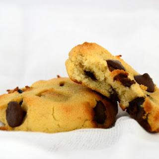 Coconut Flour Choc Chip Cookie (Gluten Free)