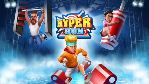 Hyper Run 3D screenshots 23