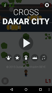 Cross Dakar City- screenshot thumbnail