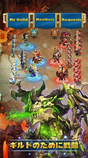 Castle Clashuff1au9802u4e0au6c7au6226 apktram screenshots 5
