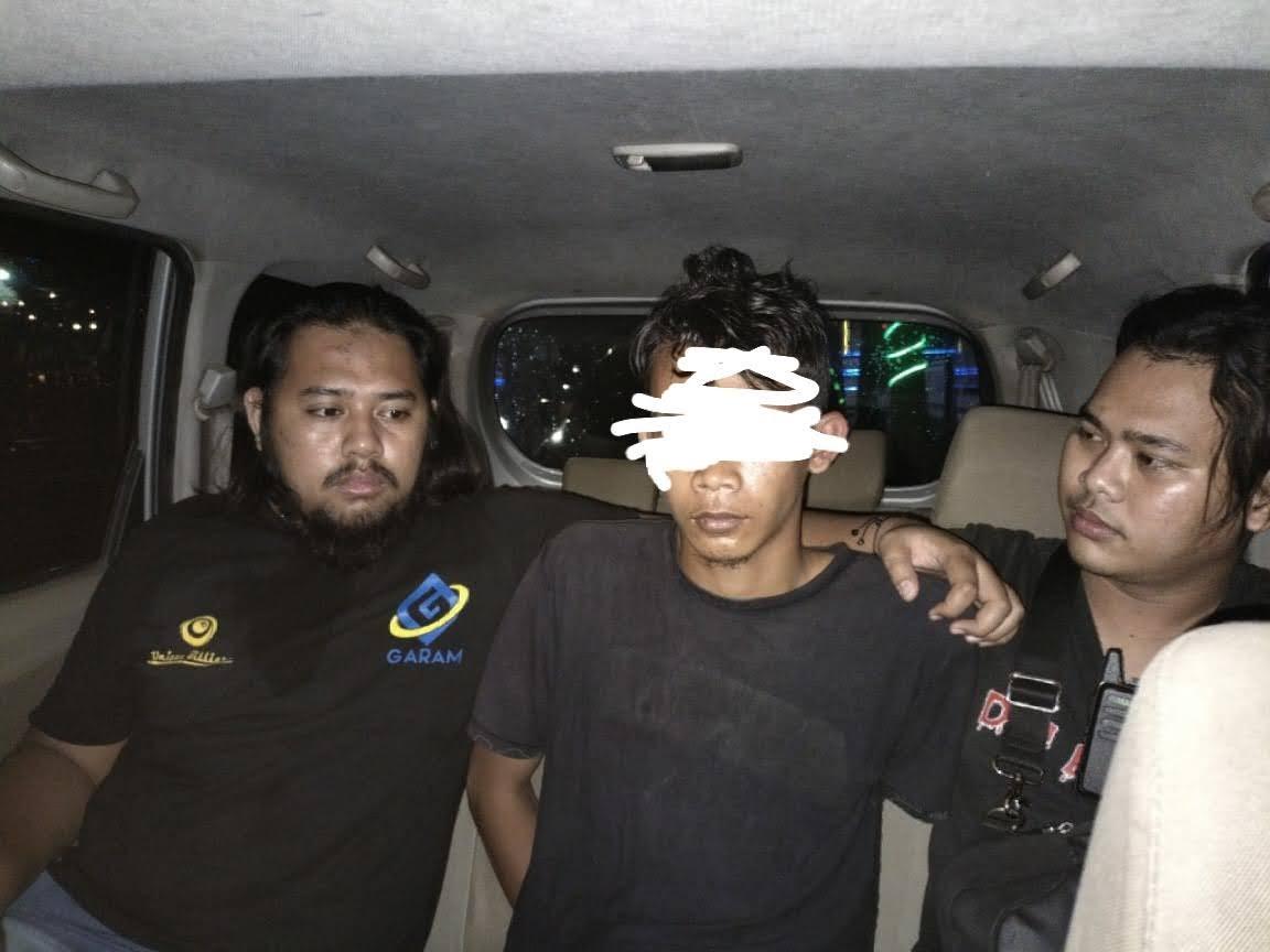 Polres Sampang Ciduk Pelaku Jambret HP