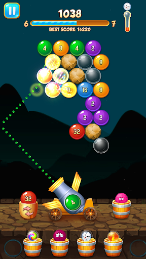 Happy Bubble For Tik Tok: Bubble Shooter Merge android2mod screenshots 4