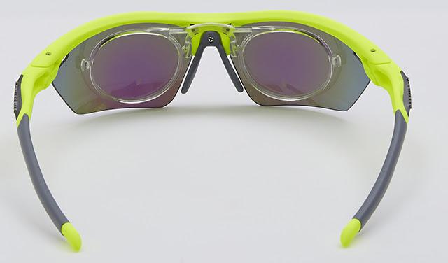 Feel Morys MS 049 con lentes graduadas de clip