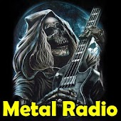 Heavy Metal & Rock music radio player