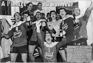 Photo: 12-11-96 R1M Le derby pour Yutz-Thionville