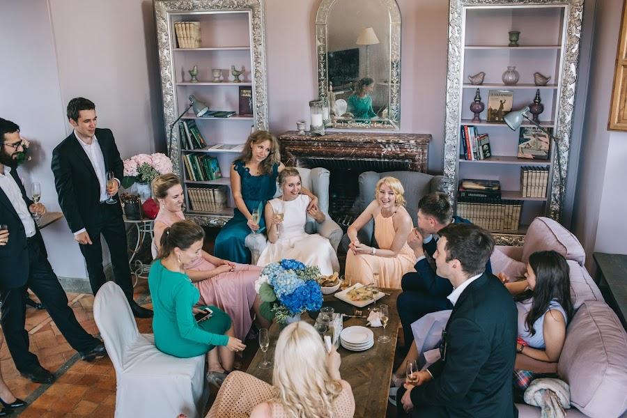 Bröllopsfotograf Roman Pervak (Pervak). Foto av 20.07.2016