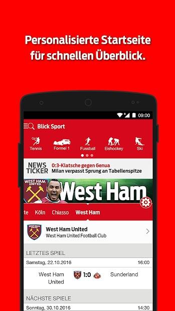 blick sport apps bei play