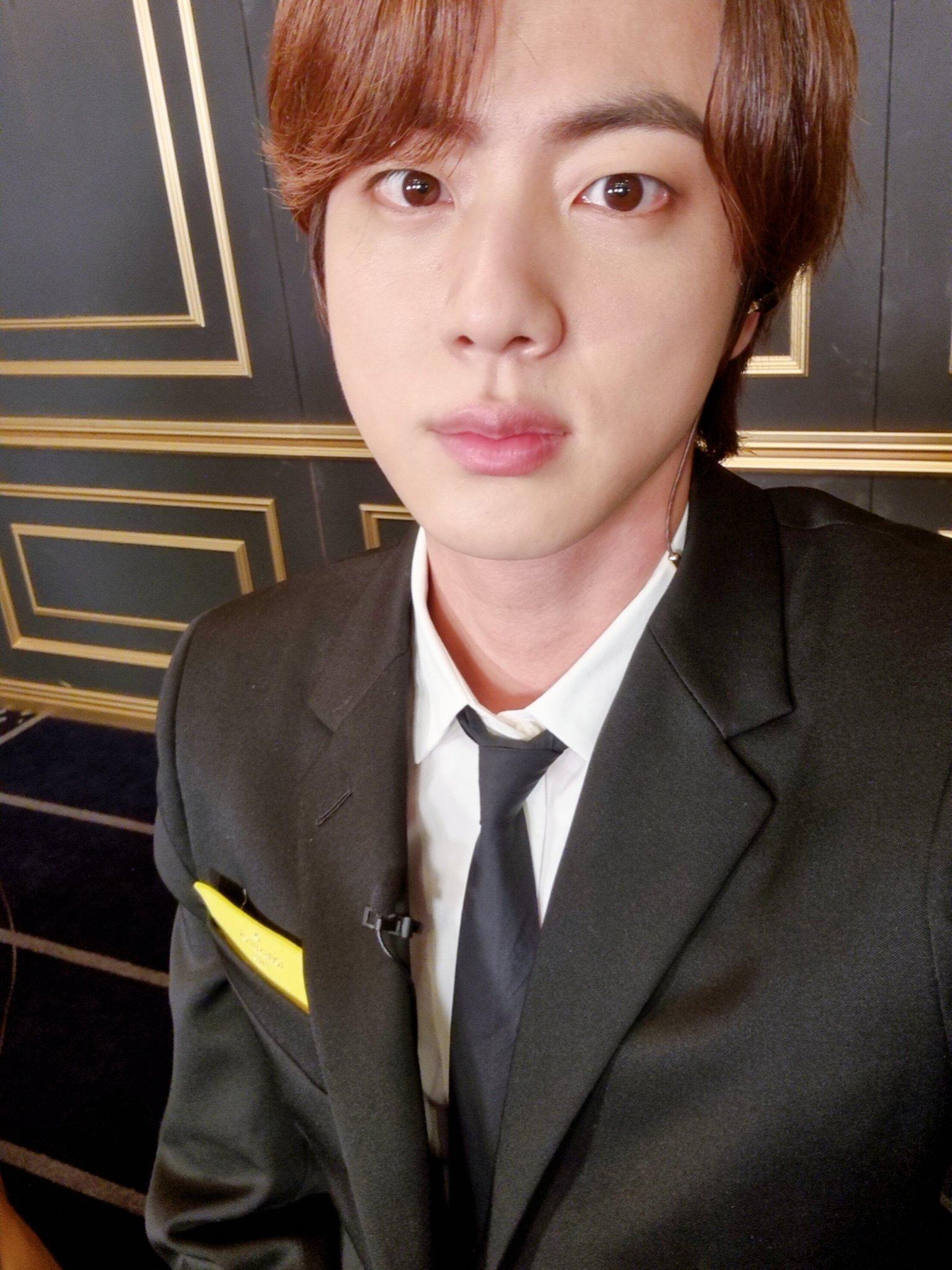 Jin Grammys
