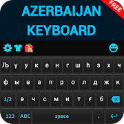Azerbaijan keyboard