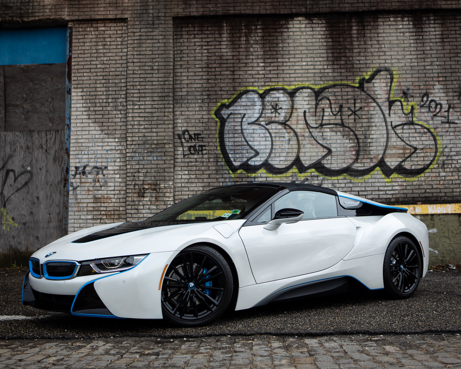 BMW I8 Roadster Hire Pennsauken