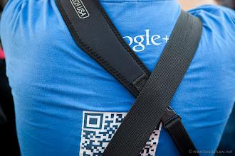 Photo: Google+, the walk down under