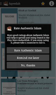 Authentic Islam screenshot
