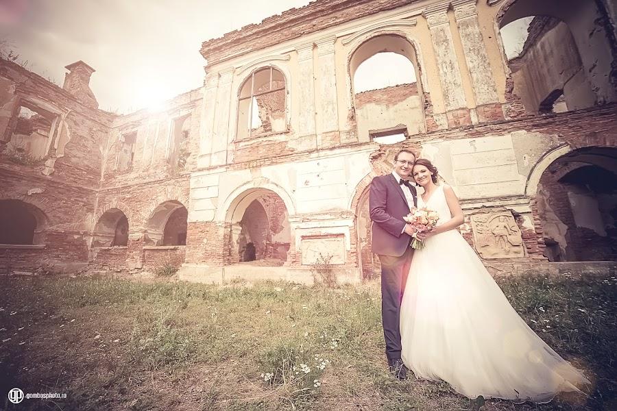 Fotograful de nuntă Gombos Robert (gombosphoto). Fotografia din 29.10.2014