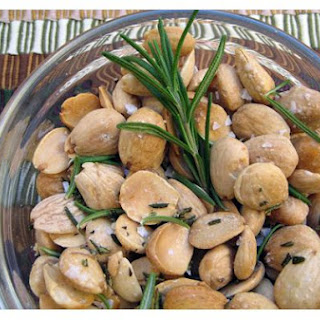 Rosemary Roasted Marcona Almonds