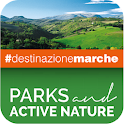 Parks and active nature icon