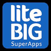 liteBIG - SuperApps,Chat,Timeline,Commerce,Payment