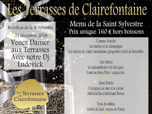 Les Terrasses De Clairefontaine Sarl
