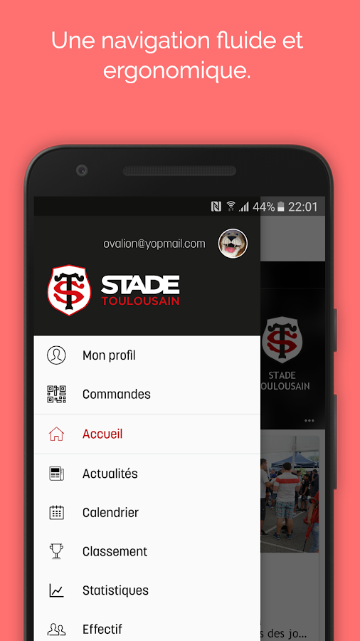 Stade Toulousain- screenshot