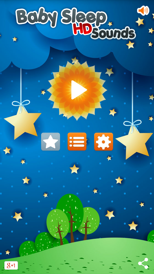 Baby Sleep Sounds Android Apps On Google Play
