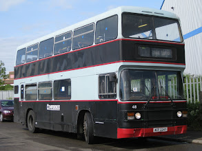 Photo: The Confidence Olympians Day Out - 16/05/2009 Sixth bus used that day was AEF224Y, a very tidy former United Auto ECW bodied machine.