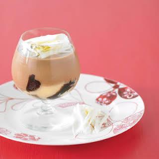 Chocolate-Mint Trifle.