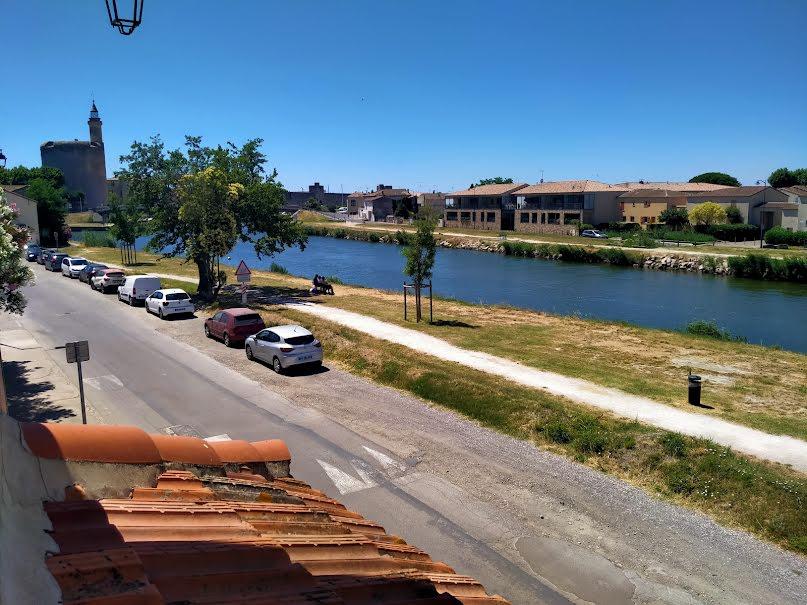 Vente maison 8 pièces 180 m² à Aigues-Mortes (30220), 660 000 €