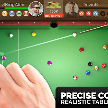 Kings of Pool - Online 8 Ball v1.13.1 (Mod)