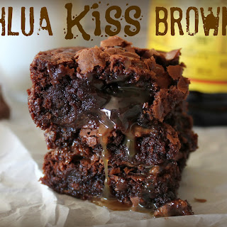 ~Kahlua Kiss Brownies!