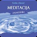 Meditacija za početnike icon