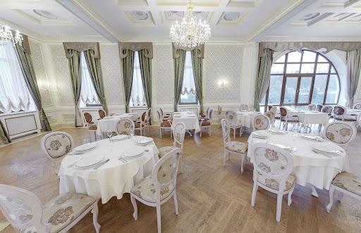 Банкетный зал в ресторане PrimaVera для свадьбы 2